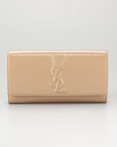 3cb74de137442 Yves Saint Laurent Belle De Jour Clutch Bag