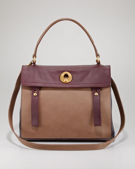 Muse Two Flap Bag