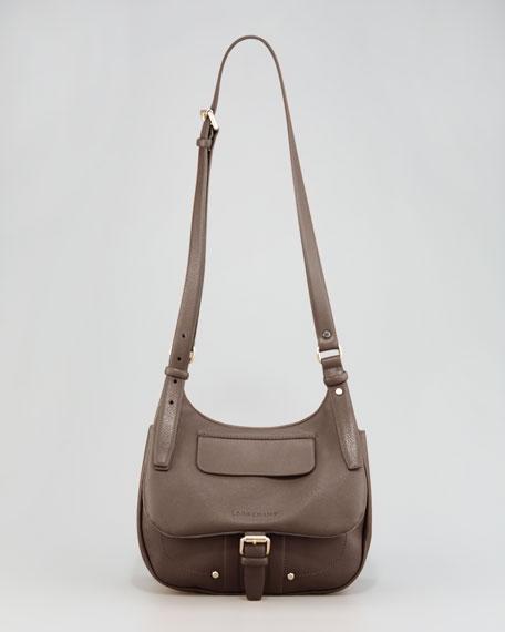 Balzane Crossbody Bag, Taupe