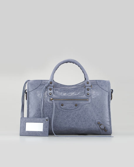 Classic City Bag, Jacynthe