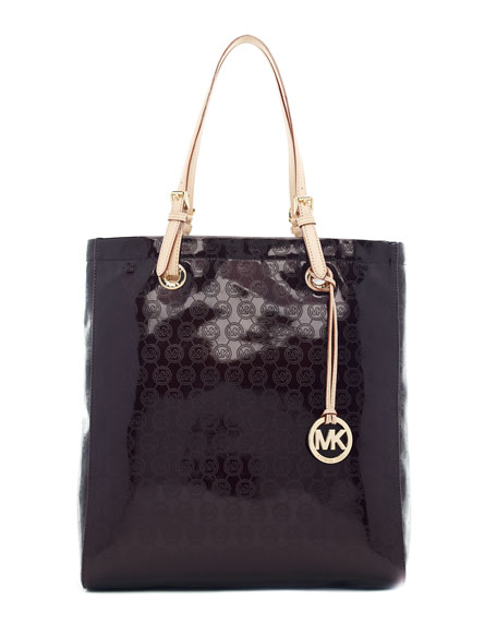 Jet Set Monogram Tote Bag