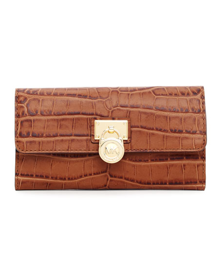 Hamilton Large Flap Wallet