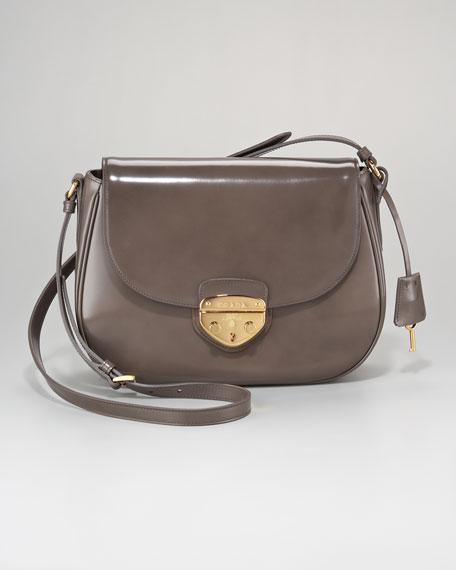 Spazzolato Messenger Bag