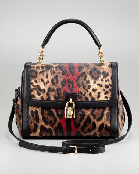 Miss Dolce Animal-Print Bag