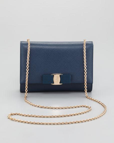 Miss Vara Flap-Top Clutch Bag