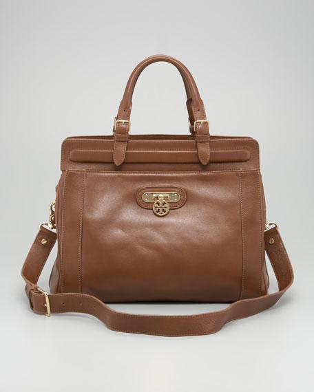 Daria Top-Handle Satchel Bag