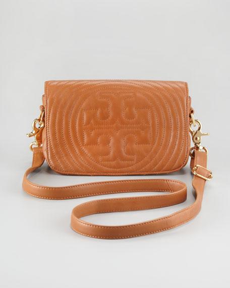 Stitched Logo Adjustable Mini Bag