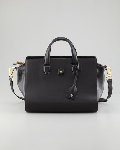 Pelican Structured Satchel Bag