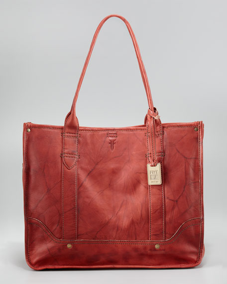 Campus Leather Shopper
