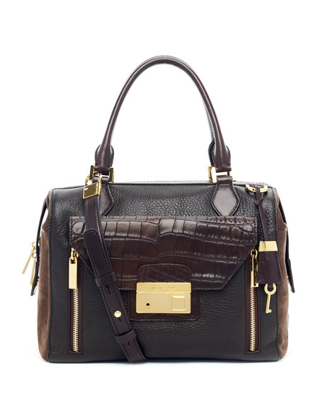 Gia Satchel Bag