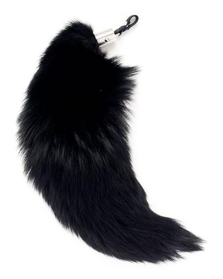 Brewster Fox-Tail Hangtag