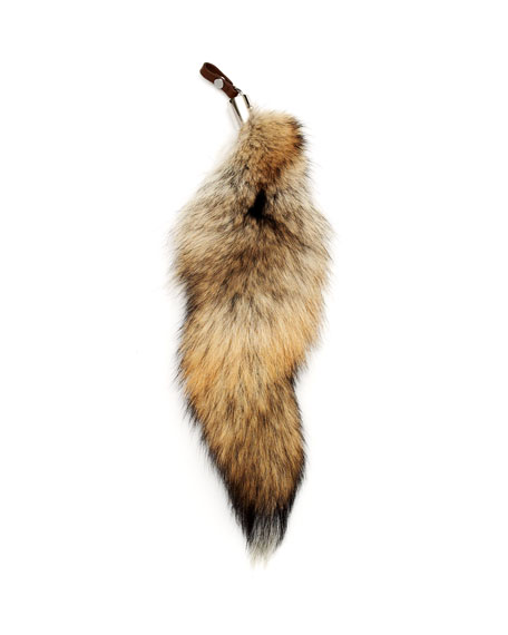 Brewster Fox-Tail Hangtag