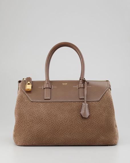 Tom Ford Peccary Medium Petra Bag