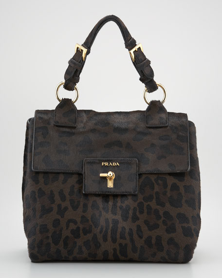 Cavalino Top Handle Tote