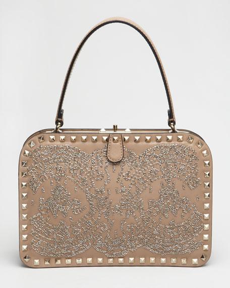 Rockstud Single Handle Frame Bag