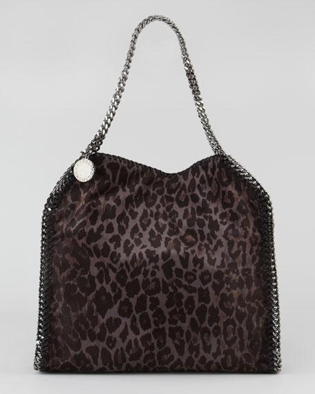Baby Bella Leopard-Print Tote Bag