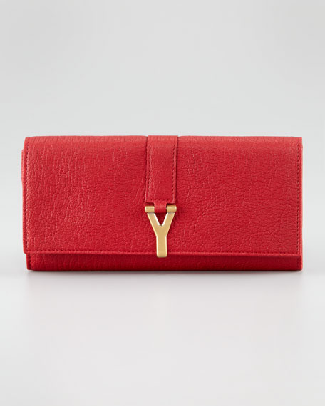 ysl leather tote - Yves Saint Laurent ChYc Y Clutch Bag
