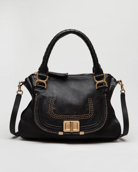 Marcie Lock Shoulder Bag