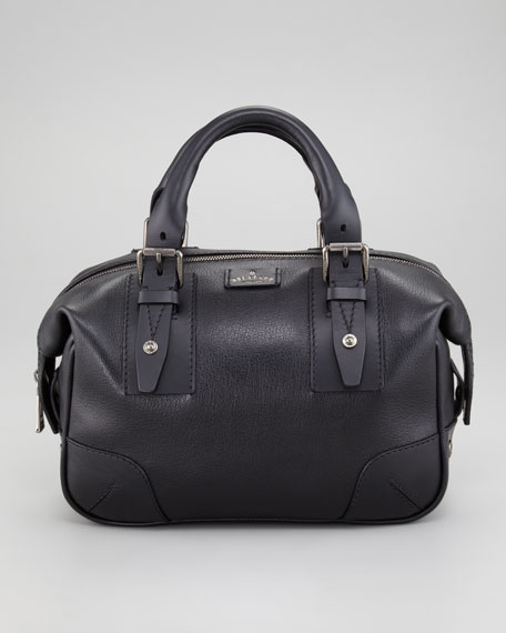 Ancaster Leather Satchel Bag