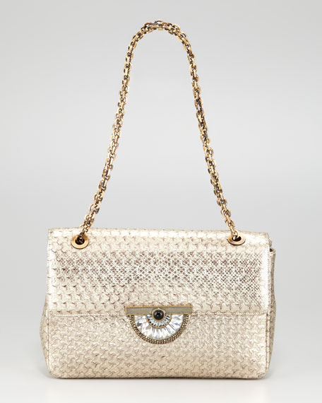 Zahara Optic Shoulder Bag