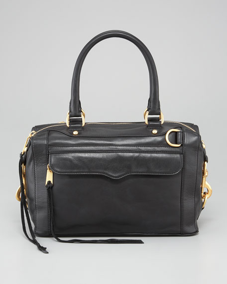 Morning After Mini Bag, Black