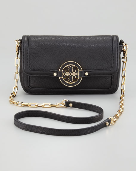 Amanda Mini Crossbody Bag, Black