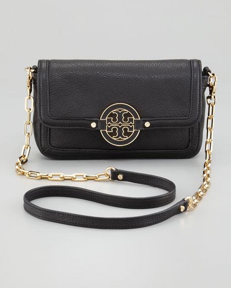 Amanda Mini Crossbody Bag, Black