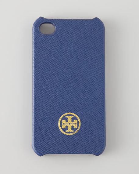 Robinson Saffiano Hardshell iPhone 4 Case