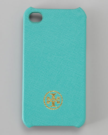 Robinson iPhone 4 Cover, Turquoise