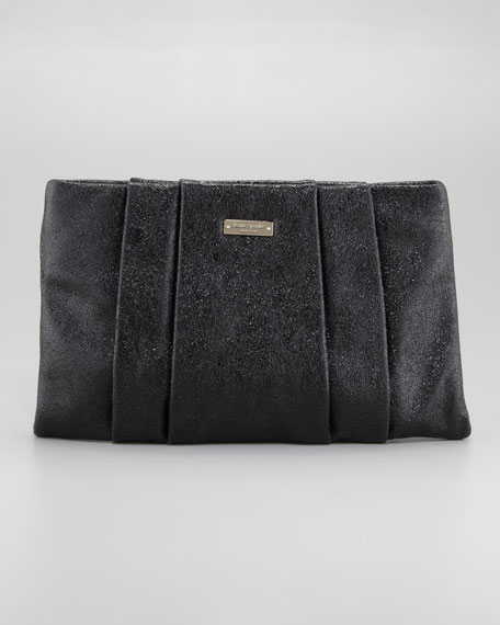 starlight drive april clutch bag, black