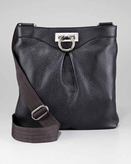 Graziella Crossbody Bag, Black