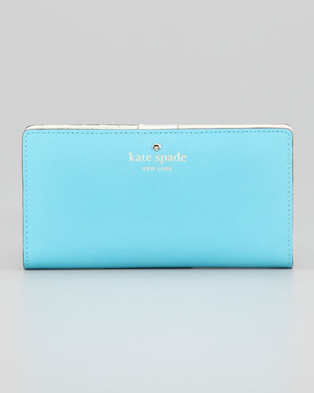 mikas pond stacy continental wallet, iceburg