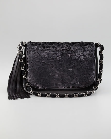 Spangle Shoulder Bag