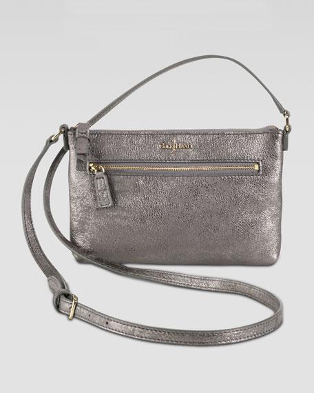 Ali Mini Crossbody Bag, Gunsmoke