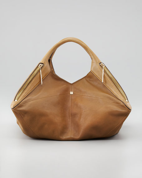 Nouveau Leather Satchel Bag