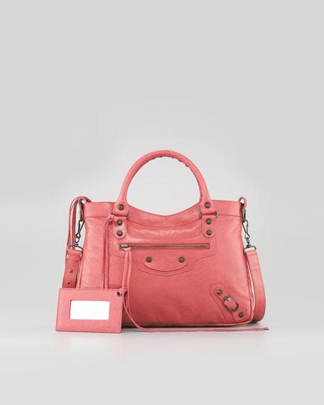 Classic Town Bag, Rose Bombon