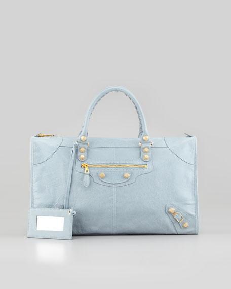 Giant 12 Golden Work Bag, Bleu Acier