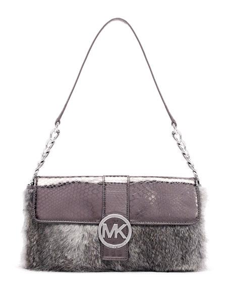 Small Fulton Fur Bag
