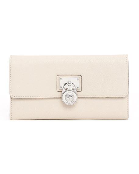 Large Hamilton Flap Wallet