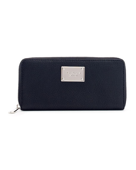 Jet Set Continental Wallet