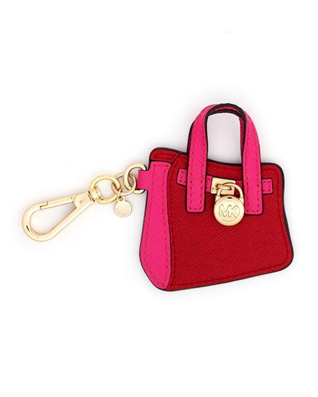 Hamilton Tote Bag Key Fob