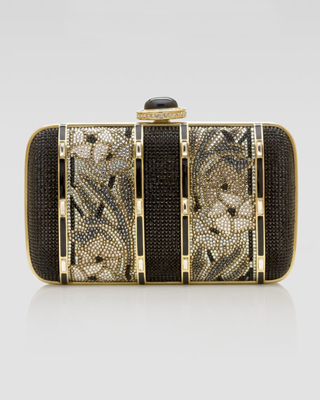 Rectangular Charmaine Clutch Bag