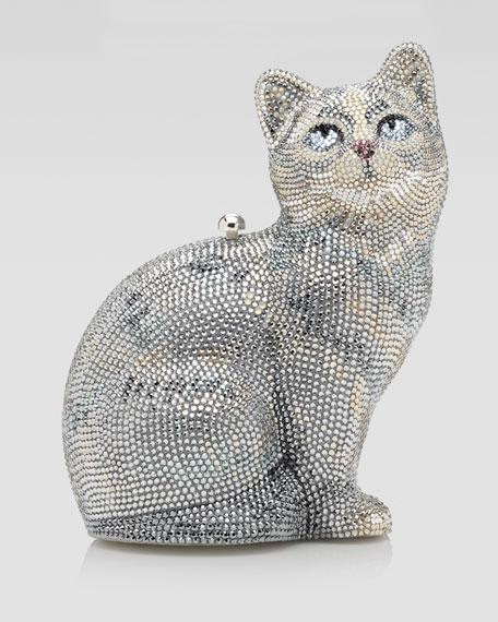Cat Capone Clutch Bag
