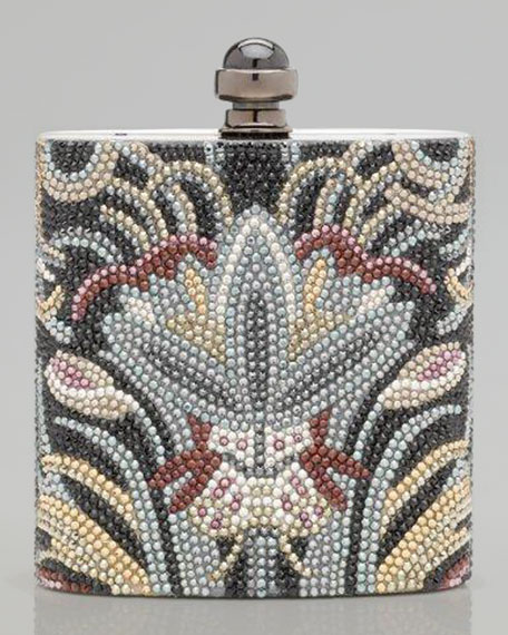Margie Flask-Shape Minaudiere