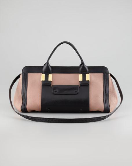 Alice Satchel Bag, Tamaris Pink