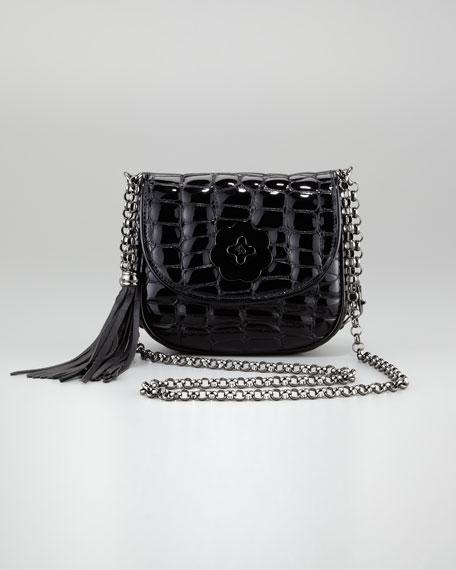 Oh Baby Shoulder Bag, Liquid Black