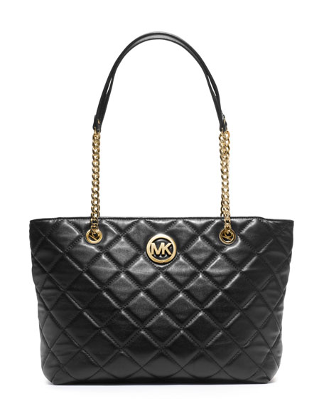 MICHAEL Michael Kors Large Fulton Quilted Tote : michael kors fulton quilt - Adamdwight.com