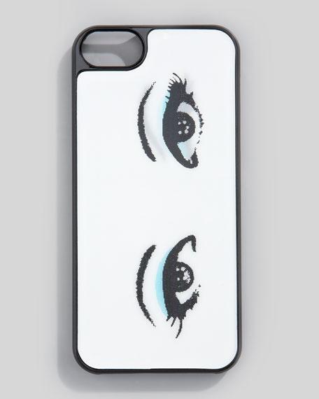 Winking All Eyes Hologram iPhone 5 Case