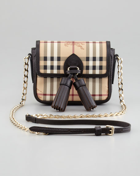 Burberry Bag With Chain