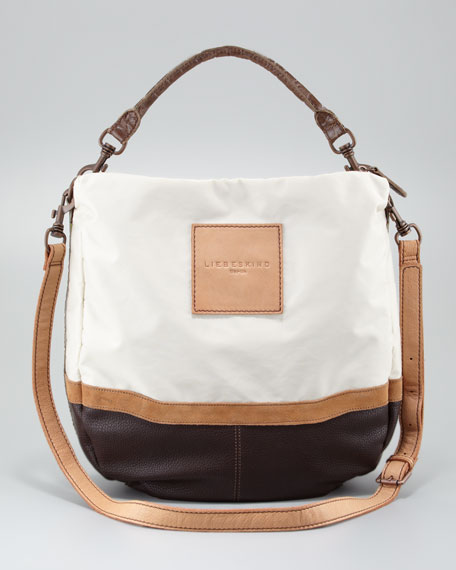 Colorway 6 Tote Bag, White